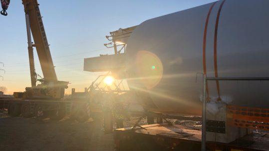 Impianto GNL Vicolungo